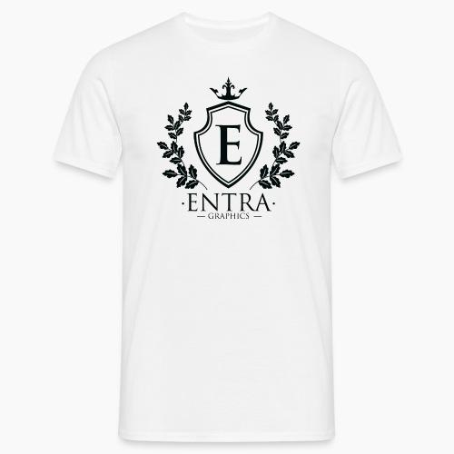 Entra© Royalty - White - Men's T-Shirt
