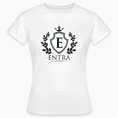Entra© Royalty - White - Women's T-Shirt