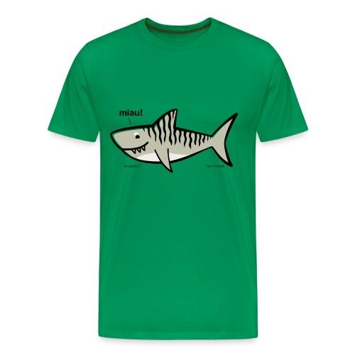 Katzenhai - Männer Premium T-Shirt