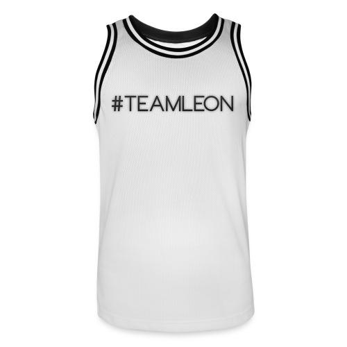 #TeamLeon Basketballtop - Männer Basketball-Trikot
