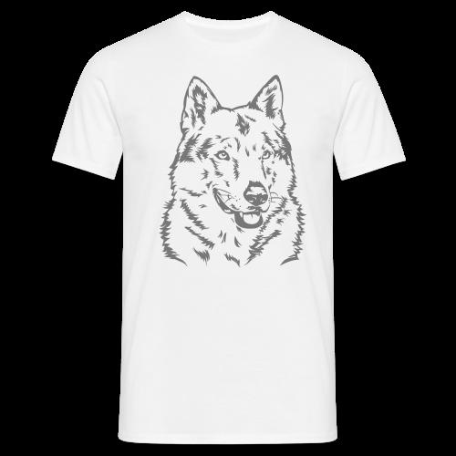 tschechoslowakischer Wolfhund - Männer T-Shirt