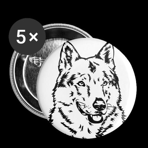 wolf_auf weiß