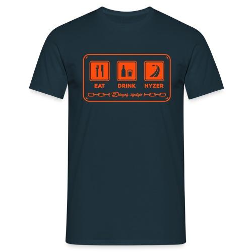 Perus T-paita - Men's T-Shirt