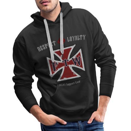 Respect & Loyalty - Männer Premium Hoodie