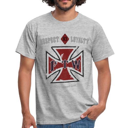 Respect & Loyalty - Männer T-Shirt