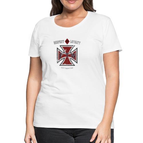 Respect & Loyalty - Frauen Premium T-Shirt