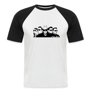 Männer Baseball-T-Shirt - Männer Baseball-T-Shirt