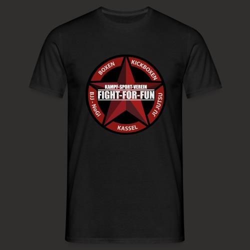 T-Shirt - Logo Brust  - Männer T-Shirt
