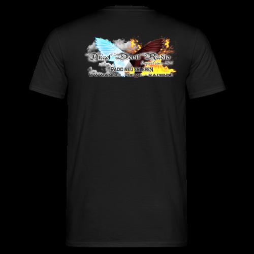 ADR-Fanshirt Man black - Männer T-Shirt