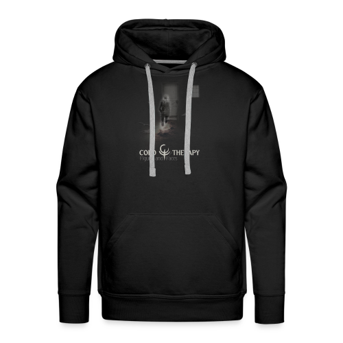 Figures and Faces Men's Hoodie - Men's Premium Hoodie