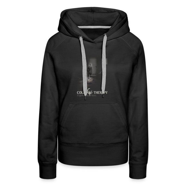 """""""Figures and Faces"""" Women's Hoodie"""