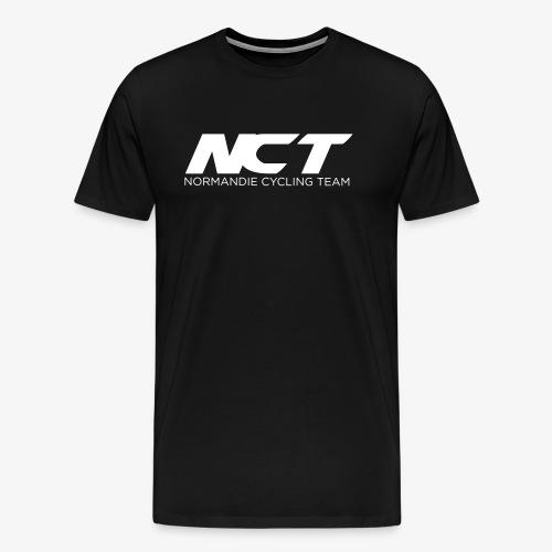 Tshirt Homme NCT Basique Noir - T-shirt Premium Homme