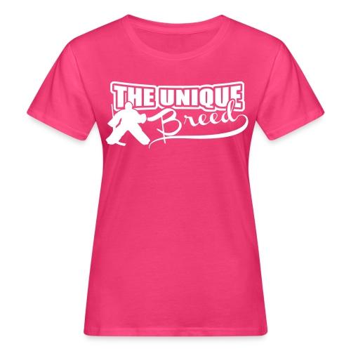The Unique Breed Women's Organic T-Shirt - Women's Organic T-Shirt