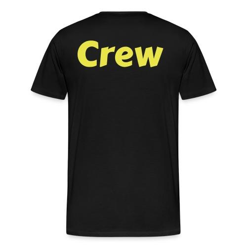 Crewtrøjen - Men's Premium T-Shirt