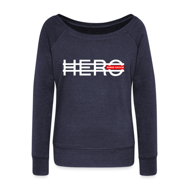 ARMED NATION GIRLY U SWEATER HERO 2016