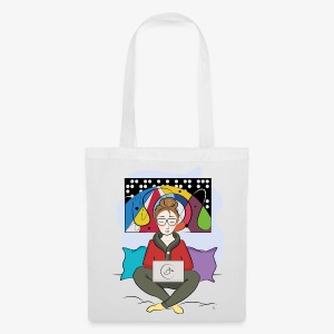"Tote Bag Working"" - Tote Bag"