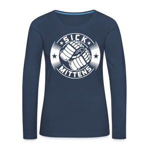 Sick Mittens Women's Long Sleeve T-Shirt - Women's Premium Longsleeve Shirt