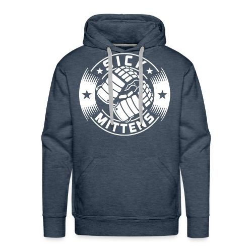 Sick Mittens Men's Hoodie - Men's Premium Hoodie