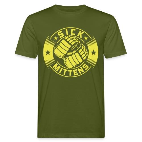 Sick Mittens Men's Organic T- Shirt - Men's Organic T-Shirt
