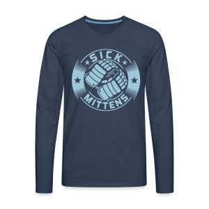 Sick Mittens Men's Long Sleeve T- Shirt - Men's Premium Longsleeve Shirt