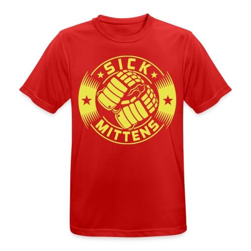 Sick Mittens Men's Breathable T- Shirt - Men's Breathable T-Shirt