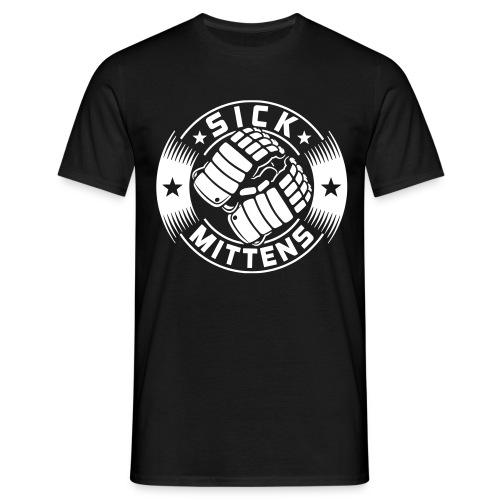 Sick Mittens Men's T- Shirt - Men's T-Shirt