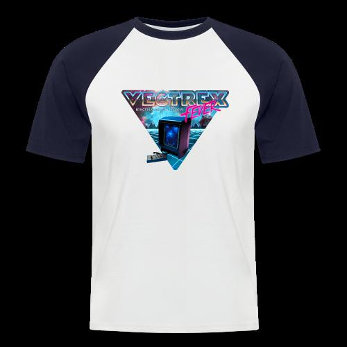 VectrexFever - Men's Baseball T-Shirt