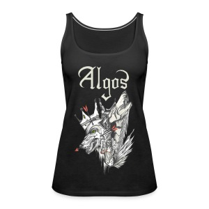 Withered King Women Tanktop (FRONT ONLY) - Women's Premium Tank Top