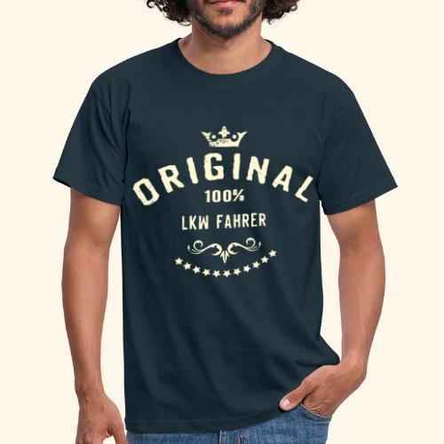 Ideen für LKW Fahrer - Männer T-Shirt