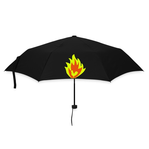 ROOSTER OF FIRE - Umbrella (small)