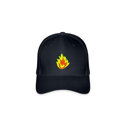 ROOSTER OF FIRE - Flexfit Baseball Cap