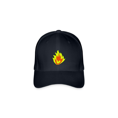 ROOSTER OF FIRE - Flexfit Baseball Cap