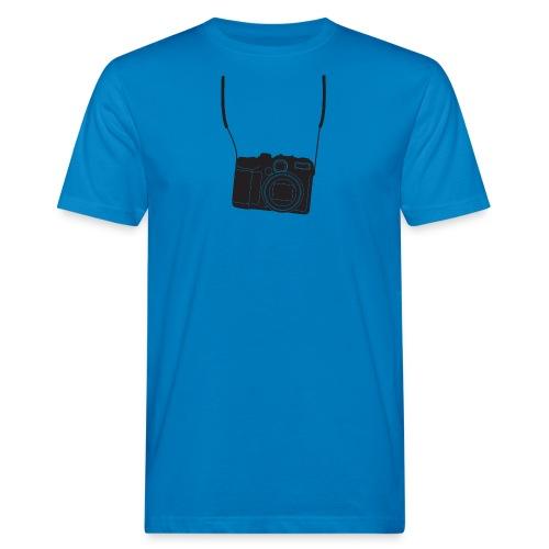 Could you take my picture? - Økologisk T-skjorte for menn