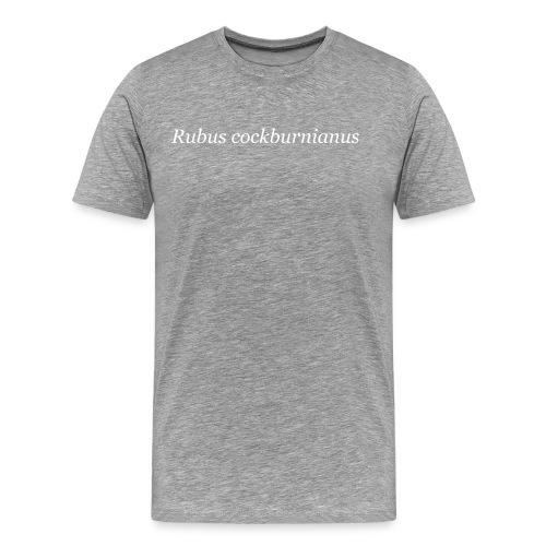 Rubus cockburnianus (M) - Men's Premium T-Shirt