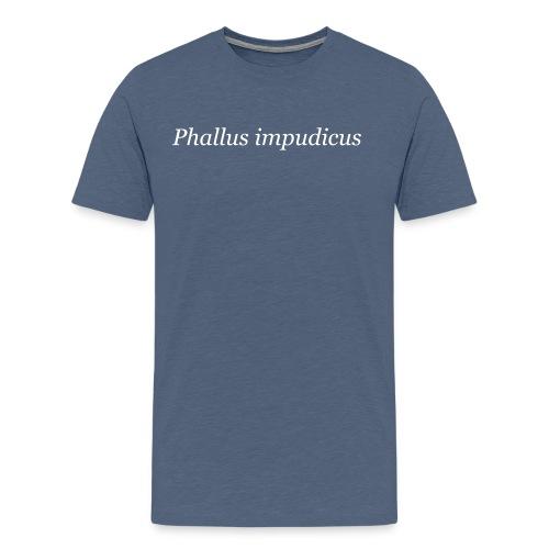 Phallus impudicus (M) - Men's Premium T-Shirt