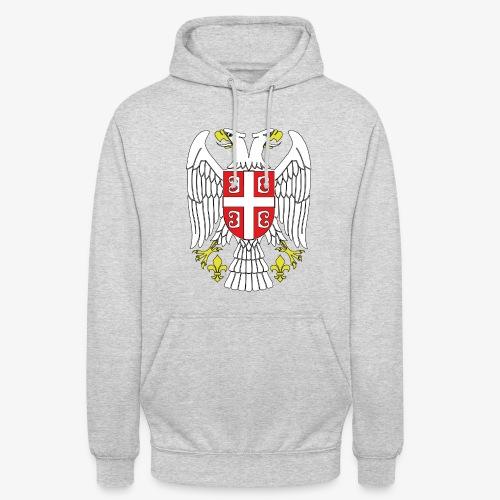 Serbia Hoodie - Unisex Hoodie