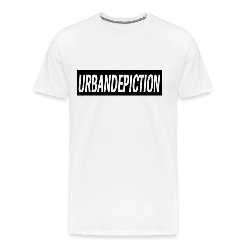 Block T 1 - Men's Premium T-Shirt