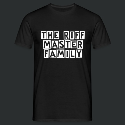 The Riff Master Family T-shirt - Men's T-Shirt