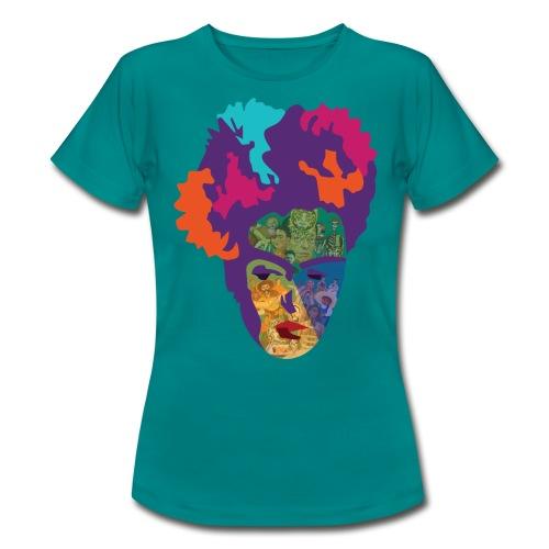 FRIDA - T-shirt Femme
