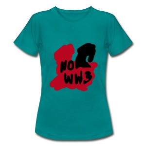 no worldwar 3 T-Shirts - Frauen T-Shirt
