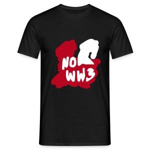 no worldwar 3 T-Shirts - Männer T-Shirt
