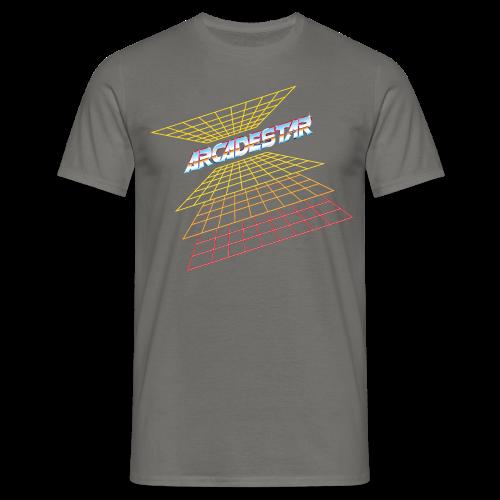 Arcadestar - Männer T-Shirt