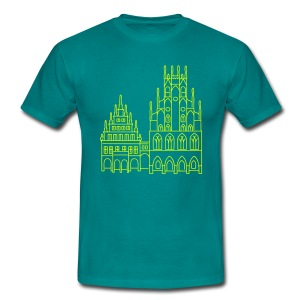 Rathaus Münster - Männer T-Shirt