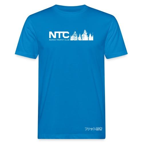 NTC / In the woods - Økologisk T-skjorte for menn