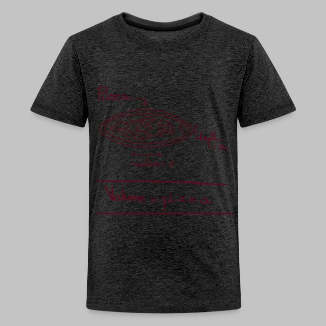 T-shirt ado Pi.z.z.a