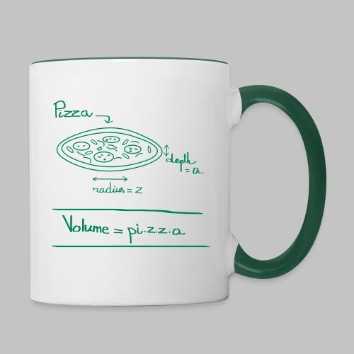 Mug Pi.z.z.a - Contrasting Mug