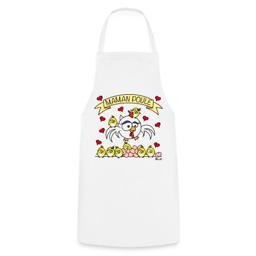 Tablier de cuisine Maman Poule - Tablier de cuisine