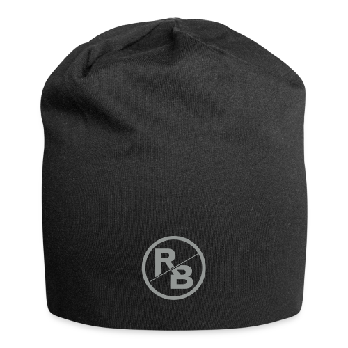 BLACK/GREY CAP - Jersey-Beanie
