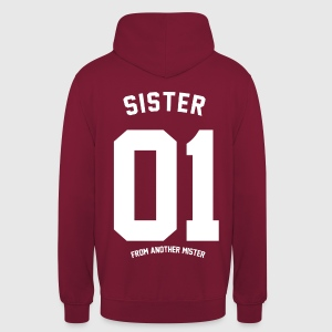 SISTER FROM ANOTHER  Pullover & Hoodies - Unisex Hoodie