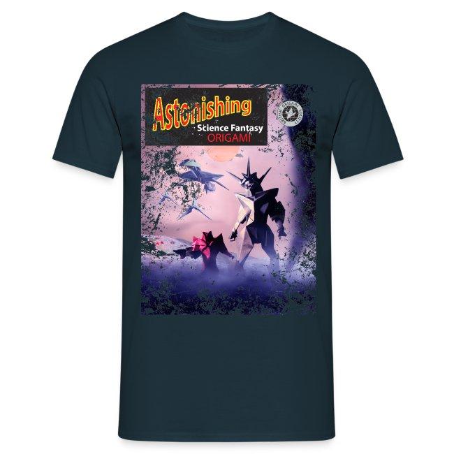 Men's Astonishing Distressed T Shirt